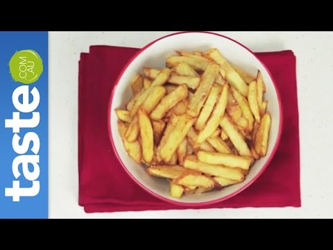 How to make your own hot chips