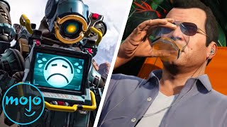 Top 10 Video Games Ruined By Morons