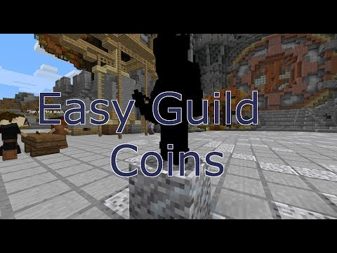 SIMPLY GET GUILD TAG - EASY GUILD COINS | Minecraft: Hypixel
