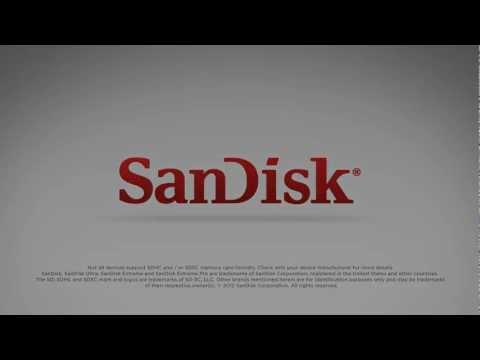 SanDisk Memory Cards for Digital Cameras
