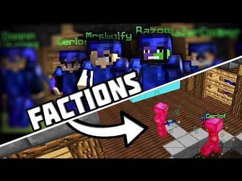 BASE FIGHTS + VIJAND RAGE! | Frusky Factions