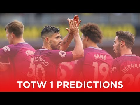 FIRST FIFA 18 TOTW #1 w/ INFORM DYBALA, AGÜERO, MERTENS & More! Predictions