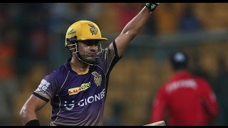 Kolkata Knight Riders beat Sunrisers Hyderabad in IPL 2017 Eliminator, video review