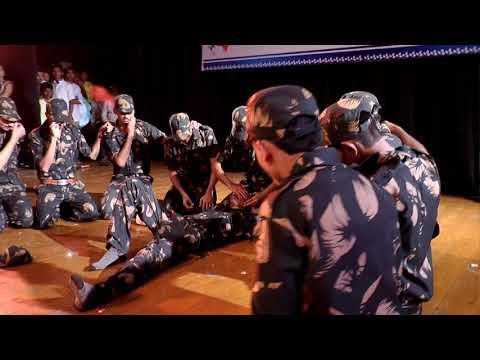 Xxx Mp4 Indian Army Theme Dance Performance Choreography Praveen Badiger Santosh Salian 3gp Sex