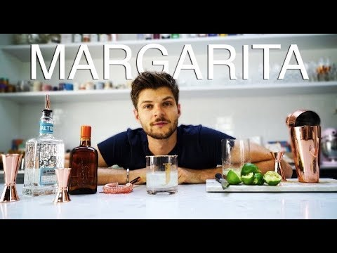 HOW TO MAKE A MARGARITA | #TFIFRIDAY