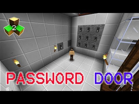 PASSWORD DOOR - Survivalcraft 2