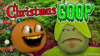 Download Annoying Orange - Christmas Goop! (FULL SONG) Video