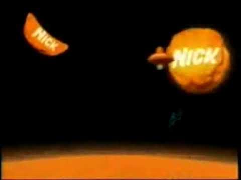 Nickelodeon Bumper - UFO Alien