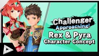Rex & Pyra: Seeking a Second Chance - Challenger Approaching