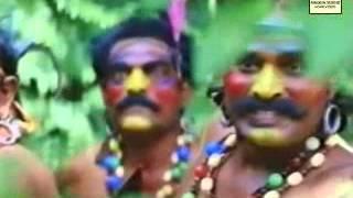 Anusha very rare swimsuit in tamil movie rajali