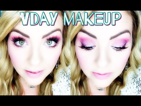 GRWM: Valentine's Day Makeup 2018 + Fun tips!