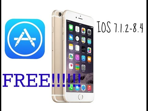 How To Download Free Apps on IOS 7.1.2-8.4 Working (Vshare)