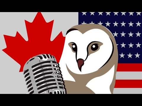 Getting Voice Work in the US - Canadian VS American Accent