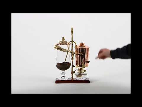 Steampunk Tendencies - Coffee like a sir!