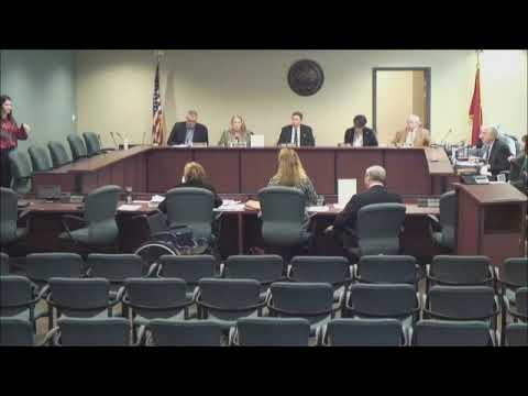 Real Estate Commission Board Meeting 2018 02 08