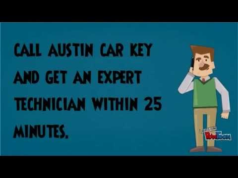Austin Car Key locksmith service