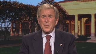 President George W Bush For The Achieving Optimal Health Conference