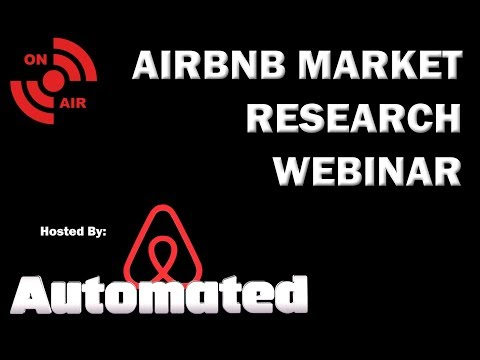 Forget AirDNA | You Need This Free This Market Research Webinar | Airbnb Host Growth Hacking 2018