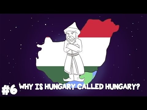 Animated Why is Hungary called Hungary - WIAW #6
