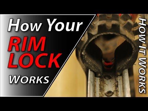 How The Rim Lock Works On Your Dirt Bike | Fix Your Dirt Bike.com