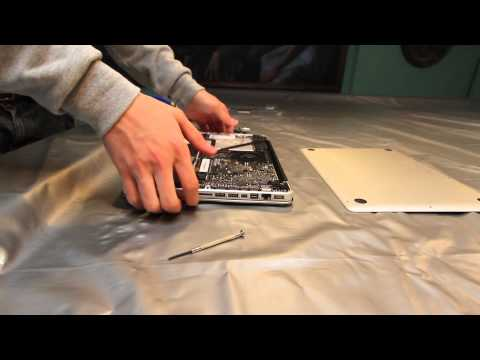 How to clean MacBook Pro Fans