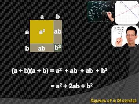 Algebra 1 - More on Polynomials: Get Ready to Factor