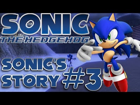 Sonic The Hedgehog 2006 - Sonic's Story Part 3 - White Acropolis