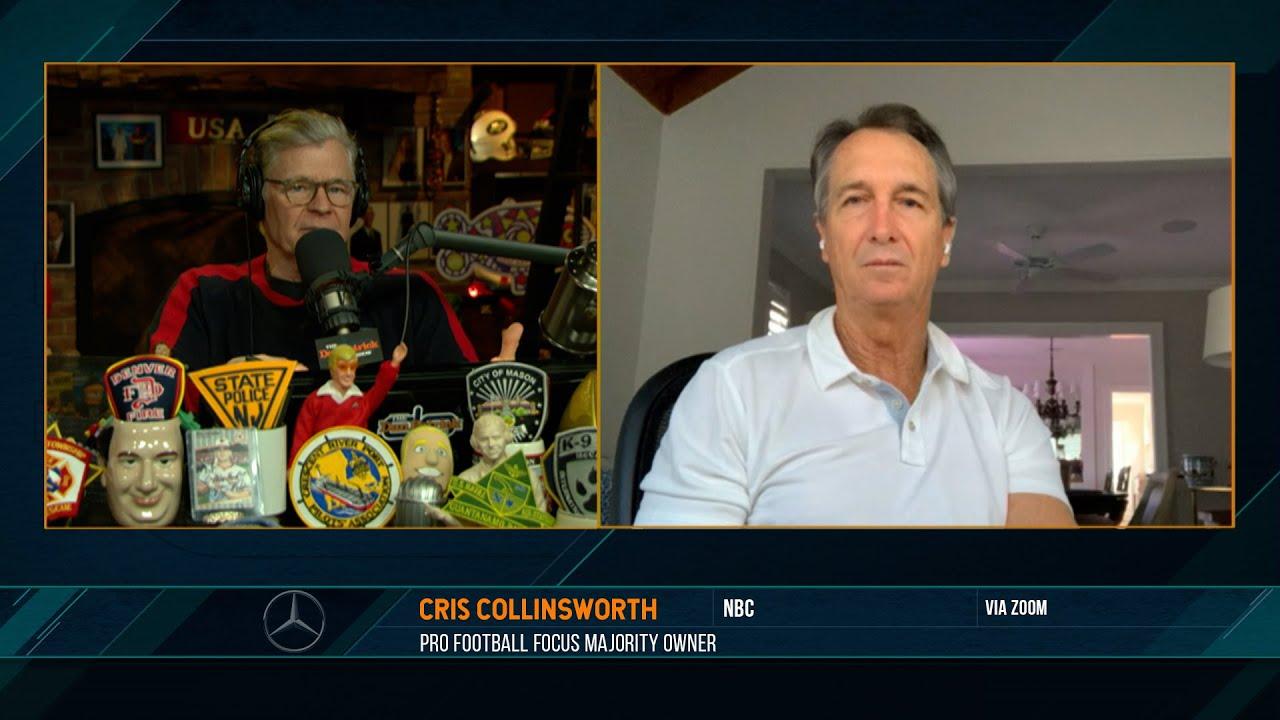 Cris Collinsworth on the Dan Patrick Show (Full Interview) 1/25/21