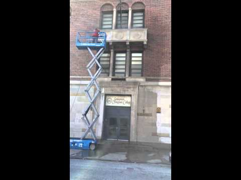 REFF | How to clean | Brick Washing | Siding Cleaning | Masonry Cleaning | Baltimore