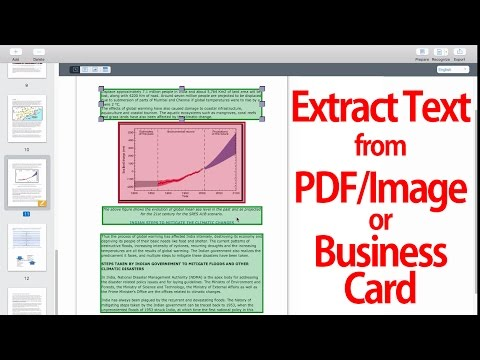 How to Convert Scanned Image into Editable PDF/Word? -  Cisdem OCRWizard 4