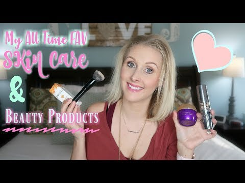 My All Time Favorite Skin Care and Beauty Products/Anti-Aging and Most Used Makeup Products