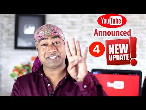 Youtube Launched 4 New Updates for Creators ! Live Stream | Super Chat | Captions | Location Tag