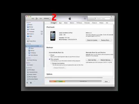 Get UDID from your iOS device using iTunes