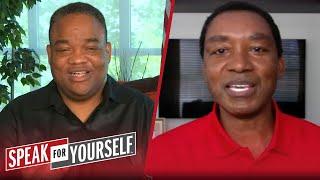 Isiah Thomas speaks on Michael Jordan, The Last Dance, & Pistons' legacy   NBA   SPEAK FOR YOURSELF