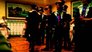 CatasTrophic Magic Band-El Ventolera Bailando-Cuplé-ALGECIRAS