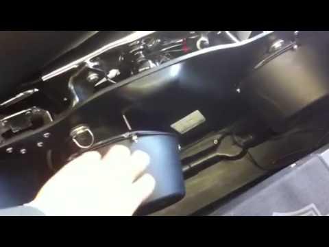 Harley Davidson stereo amp install comparison al&eds autoso