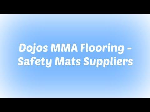 Dojos MMA Flooring - Safety Mats Suppliers