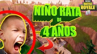 Nino Pequeno Jugando Fortnite Videos 9videos Tv