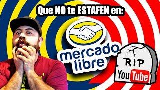 YOUTUBE MURIÓ - Que NO te ESTAFEN en Mercado Libre, hoy buscamos PCs GAMER - Droga Digital