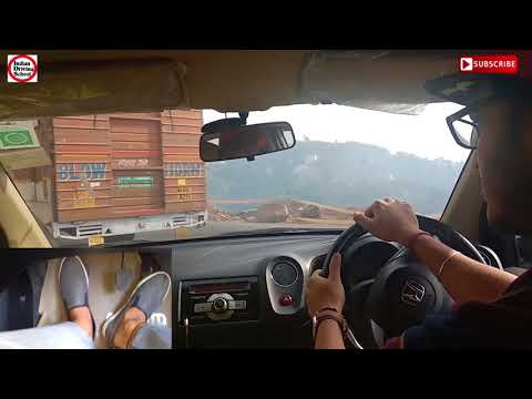 Uphill Driving Himachal | How to Drive on Uphill Roads | For Beginners