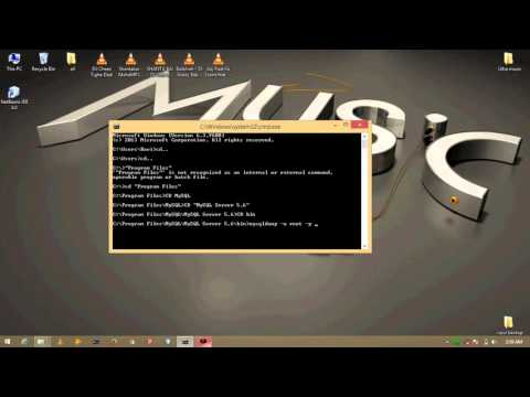 How to Export Mysql Database  From Command Prompt