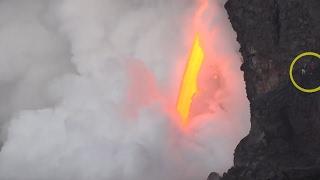 Too Close To The Lava Fire Hose (Jan. 31, 2017)