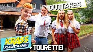 Tourette beim Drehen (Outtakes): Krass Klassenfahrt
