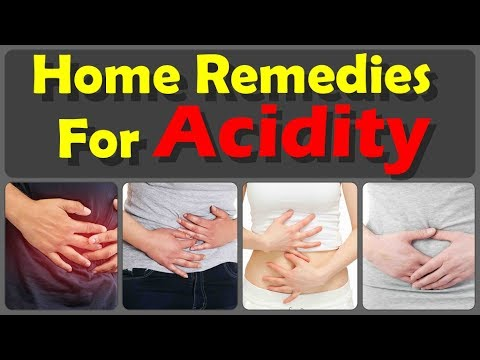 How to Control Burning Stomach And Acidity In Stomach