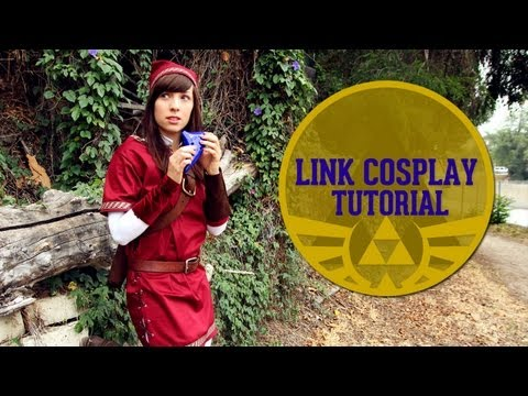 △LINK COSPLAY TUTORIAL△