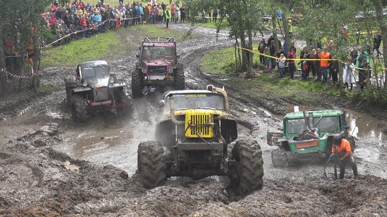 Off-Road Truck Mud Race | Klaperjaht 2019