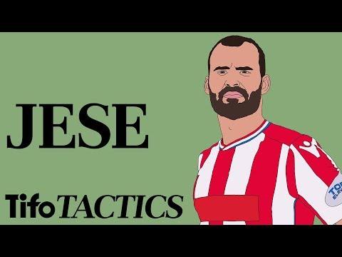 Jesé at Stoke City: A Good Fit? | Tactical Profile