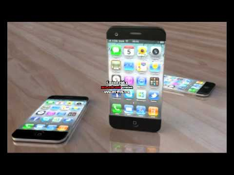 iphone-5-Hologram NEW NEW NEW