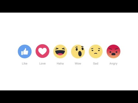 Wow! Haha! Angry! Facebook Finally Has Emoji Reactions