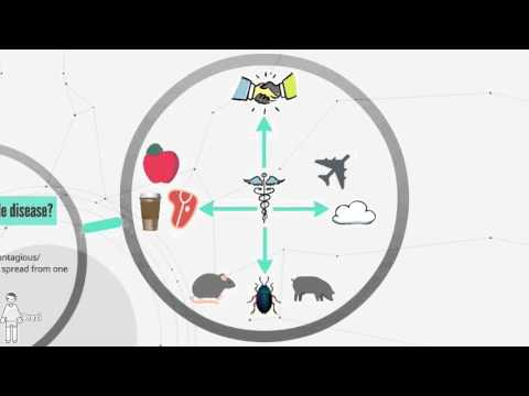communicable diseases actual video